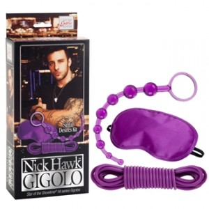 Nick Hawk™ GIGOLO Sinful Desires™ Kit